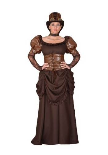 Women's Classic Steampunk Dress