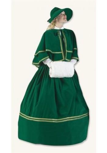 Plus Victorian Caroler