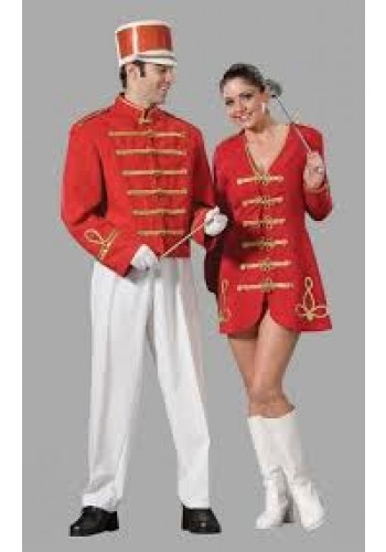 Band Leader Costume, Women's