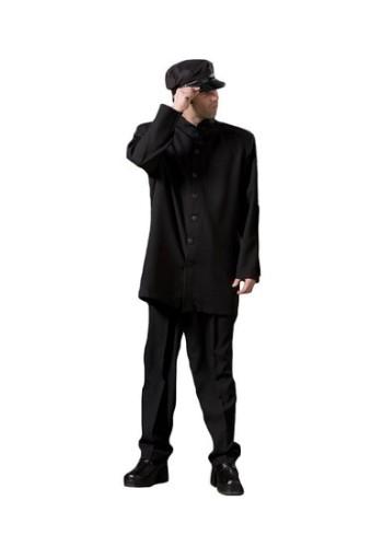 Chauffeur, Conductor or Blue Man Group Costume