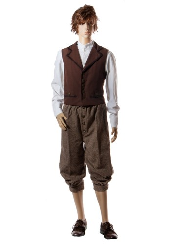 Titanic Traveler Costume