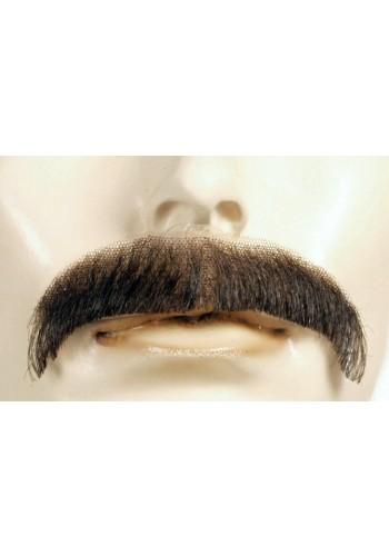 Villain Mustache - Synthetic