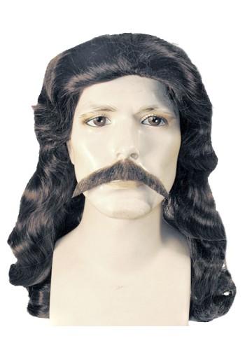 Wild Bill Hickok Wig Set