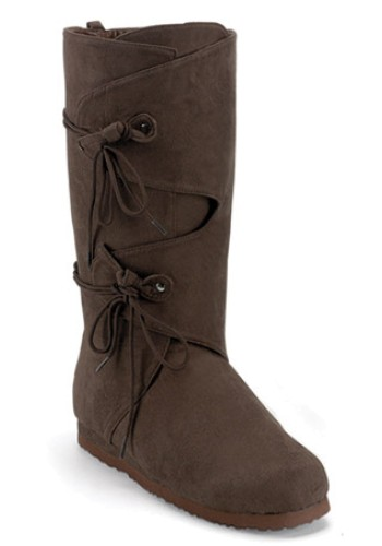 Women's Renaissance Side Lace Boot  - Brown