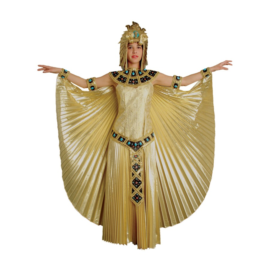 Cleopatra Costume - Egyptian Queen Costume Adult Egyptian Costumes Queen of the Nile Costume  sc 1 st  Costumes of Nashua Costumes of Nashua & Cleopatra Costume | Egyptian Queen Costume Adult Egyptian Costumes ...