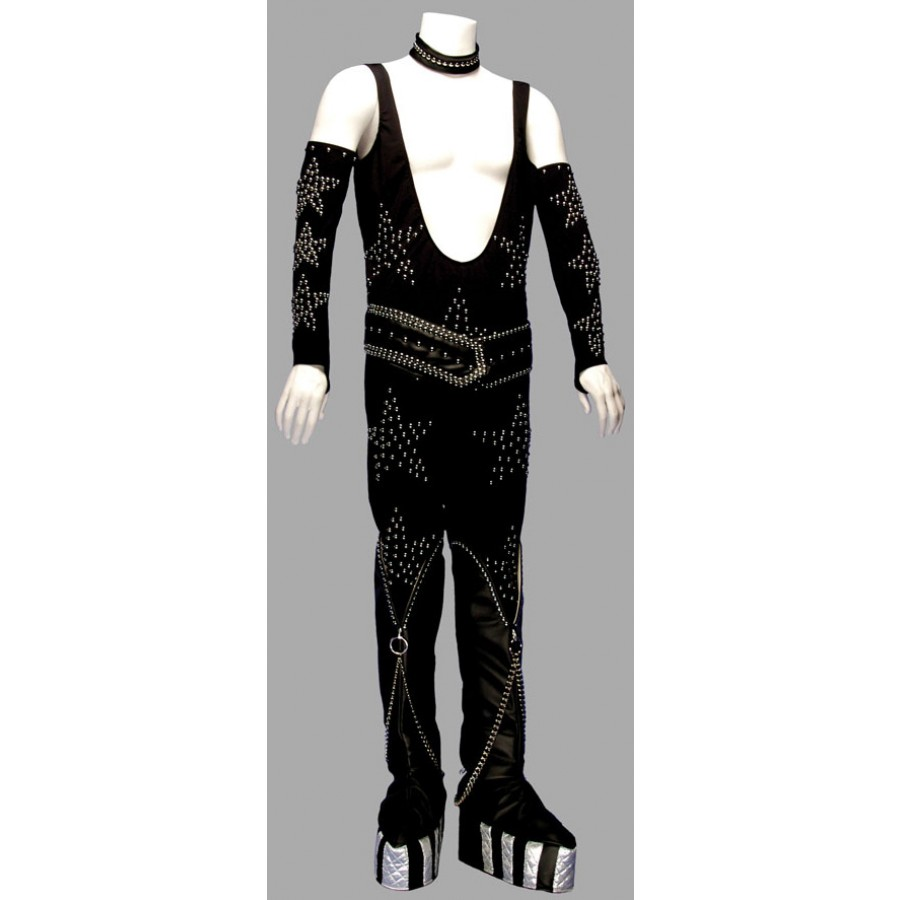 70's Rock Star Costume - Starchild | KISS Costume, KISS Halloween ...