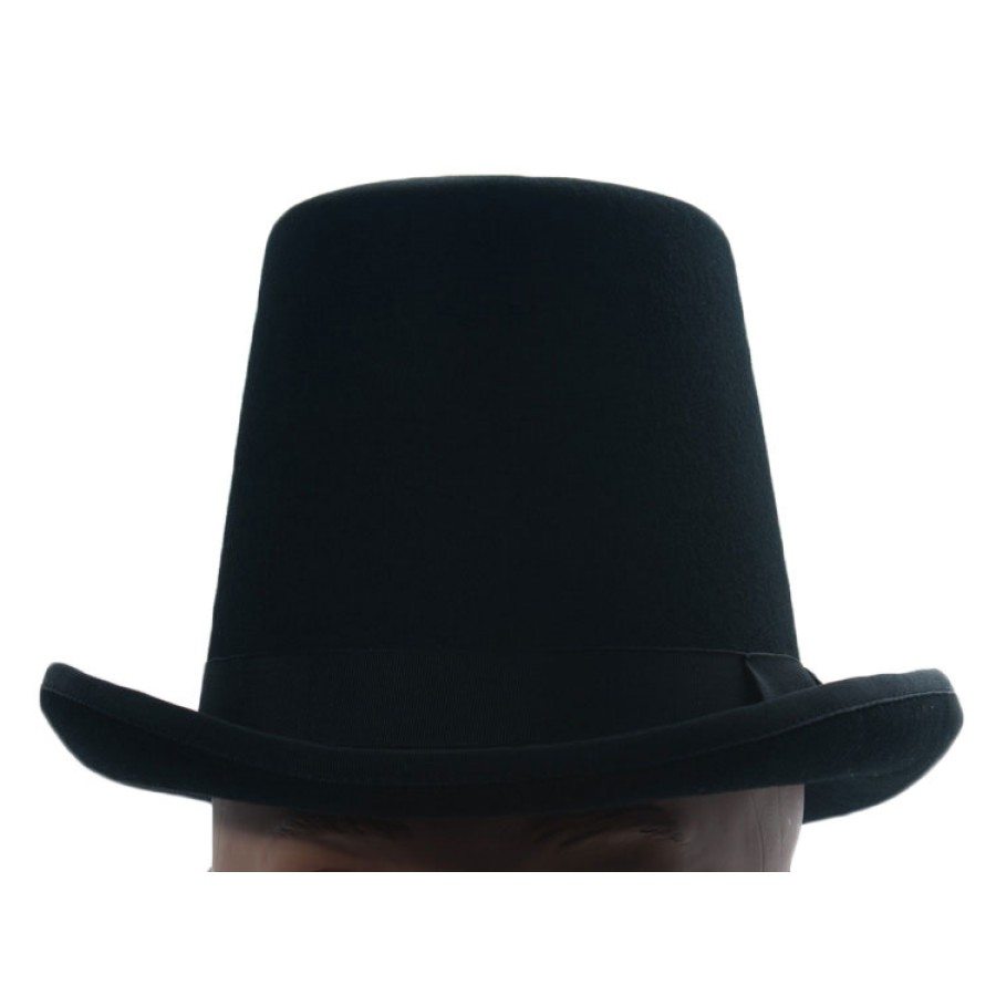 Lincoln Stovepipe Hat - Front 7529b4daff32