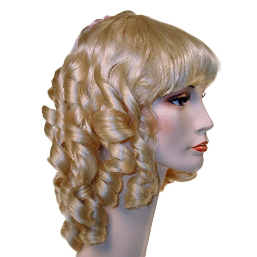 Black Catalog Wig Woman 73