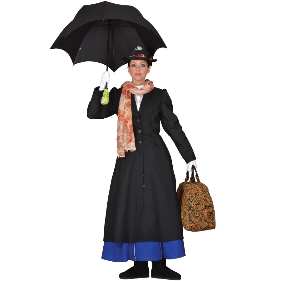 mary poppins costume. Black Bedroom Furniture Sets. Home Design Ideas