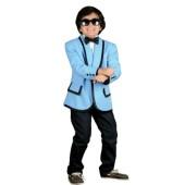 Child Gangnam Style Jacket Costume