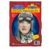 Amelia Earhart Instant Disguise Kit
