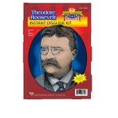 Theodore Roosevelt Instant Disguise Kit