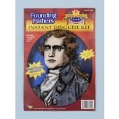 Founding Fathers Instant Disguise Kit