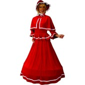 Dickens Christmas Caroler Dress