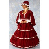 Dickens Dress Deluxe