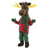 Moose Mascot Costume