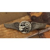 Antique Captain's Wings Pin