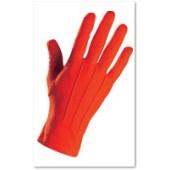Deluxe Nylon Glove w/Snaps