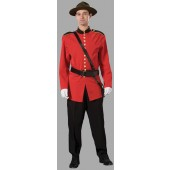 Canadian Mountie Costume - Mountie Uniform, Canadian Mountie, Canadian Police, Canadian Police Costume