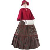 Red Christmas Caroler