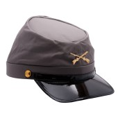 Civil War Confederate Soldier Hat