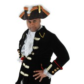 Colonial Admiral Pirate Tricorn