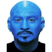 Blue Man Group Bald Cap
