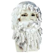 Curly Santa Wig Set