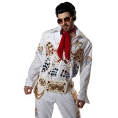 """King"" Rock Star Costume 