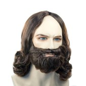 Discount Jesus Beard with Mustache