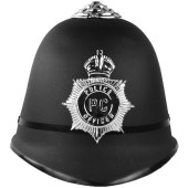 English Bobby Hat - Keystone Cop, British Police Hat