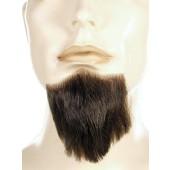 Goatee - 3 Point, Straight Hair
