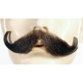 Handlebar Mustache - Synthetic