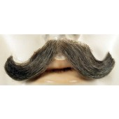 Small English Mustache - Synthetic