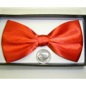 Bow Tie-Red