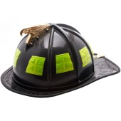Firefighter Helmet - Black