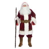 Old Time Santa Claus Suit