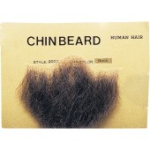 Goatee Character Beard 100% Human Hair