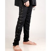 Gothic Death Pants | Renaissance Pants, Pirate Pants, Gothic Pants, Medieval Clothes, Pirate Costume