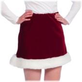 Velveteen Skirt