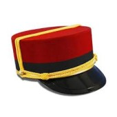 Bellboy Hat