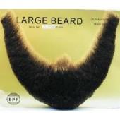 Black Abe beard