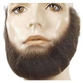 Med. Chestnut Brown full face beard