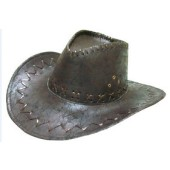 Cowboy Hat, Dark Brown