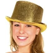 Glitter Top Gold