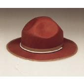 Mountie Smokey Bear Hat