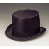 Permasilk Top Hat Black