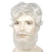 King Lear Wig Set