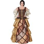 Pirate Wench Costume - Pirate Costume, Wench Costume, Womens Pirate Costume