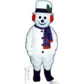 Jolly Snowman Costume